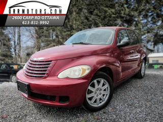 Used 2007 Chrysler PT Cruiser Base for sale in Stittsville, ON