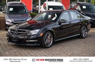 Used 2012 Mercedes-Benz C63 AMG for sale in Vancouver, BC