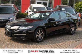 Used 2015 Acura TLX 2.4L P-AWS w/Tech Pkg for sale in Vancouver, BC