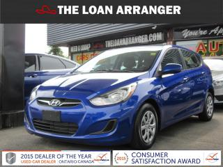 Used 2012 Hyundai Accent for sale in Barrie, ON