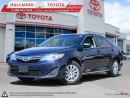Used 2014 Toyota Camry 4-door Sedan LE 6A (2) for sale in Mono, ON