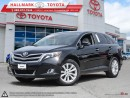 Used 2013 Toyota Venza 4CYL AWD 6A for sale in Mono, ON