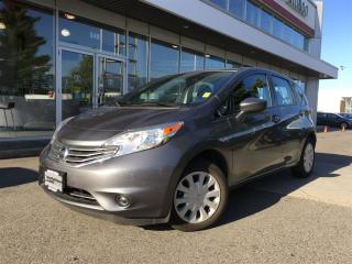 Used 2016 Nissan Versa Note 1.6 S (CVT) for sale in Surrey, BC