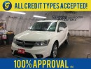 Used 2012 Dodge Journey SXT*7 PASSENGER*U CONNECT PHONE**KEYLESS ENTRY w/REMOTE START*PUSH BUTTON TO START*TRI ZONE CLIMATE CONTROL w/REAR AIR CONTROL* for sale in Cambridge, ON