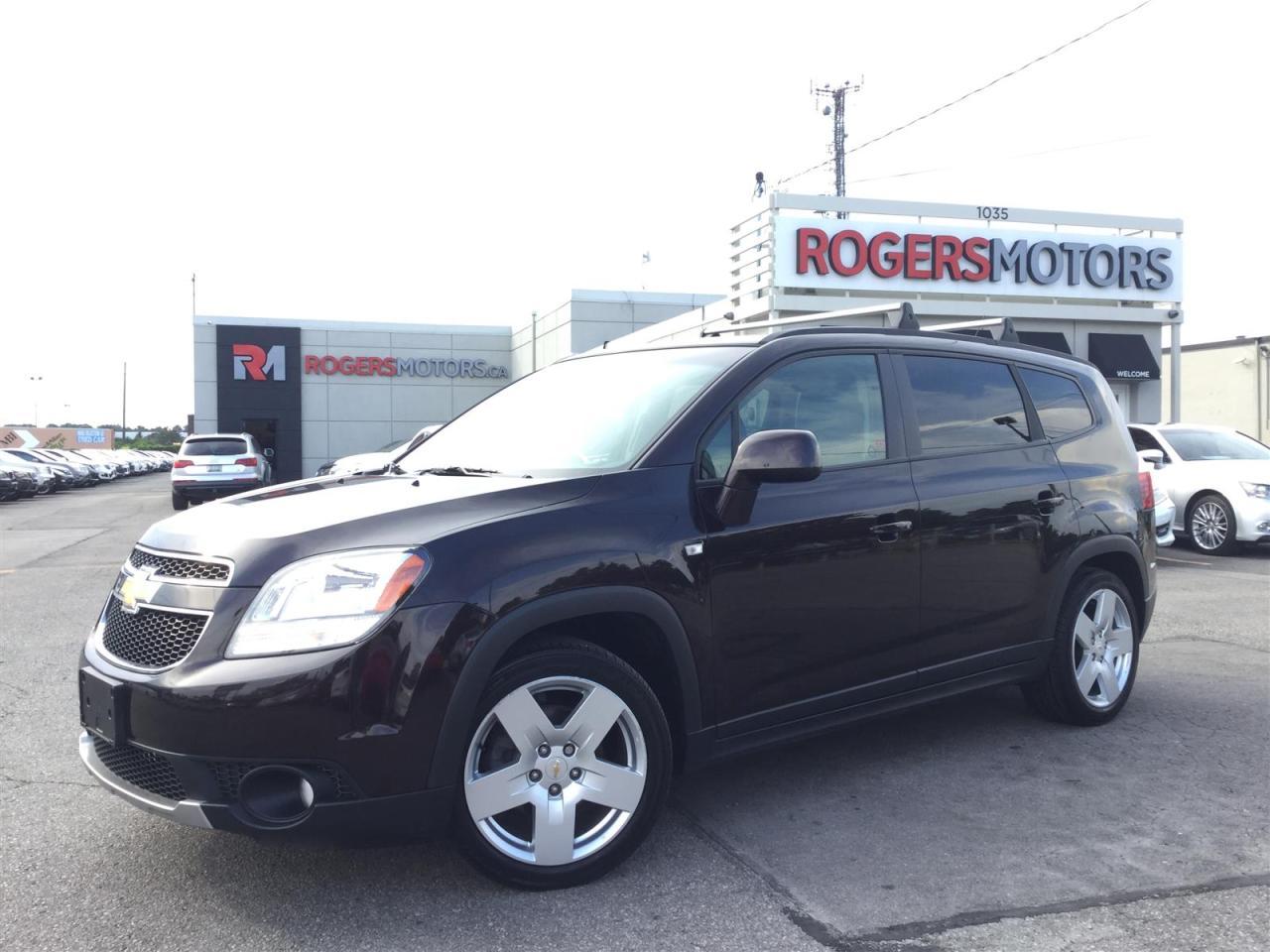 Used 2013 Chevrolet Orlando LT - BLUETOOTH - REVERSE SENSORS for Sale in Oakville, Ontario ...