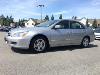 Used 2007 Honda Accord SE for sale in Surrey, BC