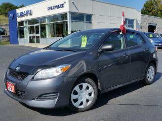 Used 2011 Toyota Matrix for sale in Kitchener, ON