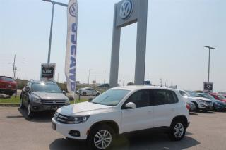 Used 2012 Volkswagen Tiguan 2.0 TSI Trendline w/ 4MOTION AWD for sale in Whitby, ON