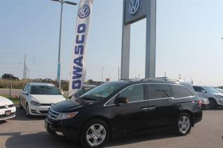 Used 2012 Honda Odyssey Touring *FULLY LOADED* for sale in Whitby, ON