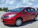 Used 2014 Nissan Versa NOTE SV 5spd w/keyless,cruise,bluetooth,rear cam for sale in Cambridge, ON
