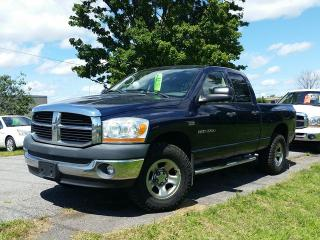 Used 2006 Dodge Ram 1500 ST 4X4 for sale in Gloucester, ON
