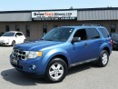 Used 2010 Ford Escape XLT 4CYL! ** GREAT FULL ECONOMY** for sale in Gloucester, ON