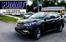 Used 2017 Hyundai Santa Fe Sport Luxury | CAR-PROOF CLEAN | LEATHER | ROOF | CAMERA for sale in Richmond Hill, ON