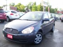 Used 2008 Hyundai Accent GLS,One Owner, No accident for sale in Kitchener, ON