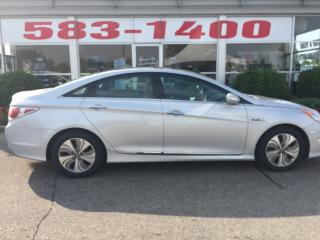 Used 2014 Hyundai Sonata Hybrid Limited w/Technology Pkg for sale in Port Dover, ON
