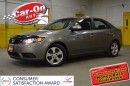 Used 2010 Kia Forte 2.0L LX AUTO A/C SUNROOF HEATED SEATS ALLOYS for sale in Ottawa, ON