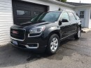 Used 2014 GMC Acadia SLE1 for sale in Kingston, ON