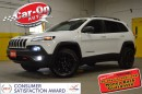 Used 2015 Jeep Cherokee Trailhawk 4X4 LEATHER NAV REMOTE START for sale in Ottawa, ON