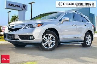 Used 2015 Acura RDX Tech at Navi|CAM|Sunroof|Bluetooth|Leather for sale in Thornhill, ON