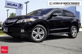 Used 2015 Acura RDX Tech at Accident Free!!!Back UP Camera| Navigation for sale in Thornhill, ON