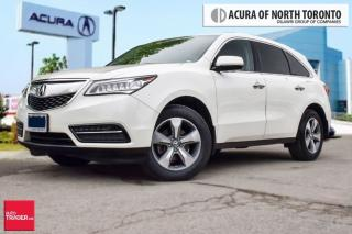 Used 2015 Acura MDX at Bluetooth|Heated Seats|Rear View CAM| for sale in Thornhill, ON