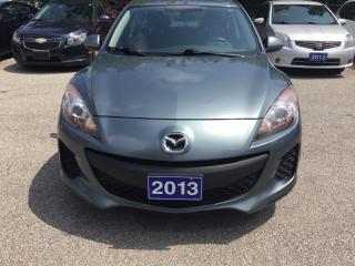 Used 2013 Mazda MAZDA3 GX for sale in Scarborough, ON