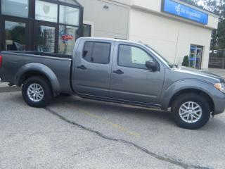 Used 2017 Nissan Frontier SV for sale in Kitchener, ON