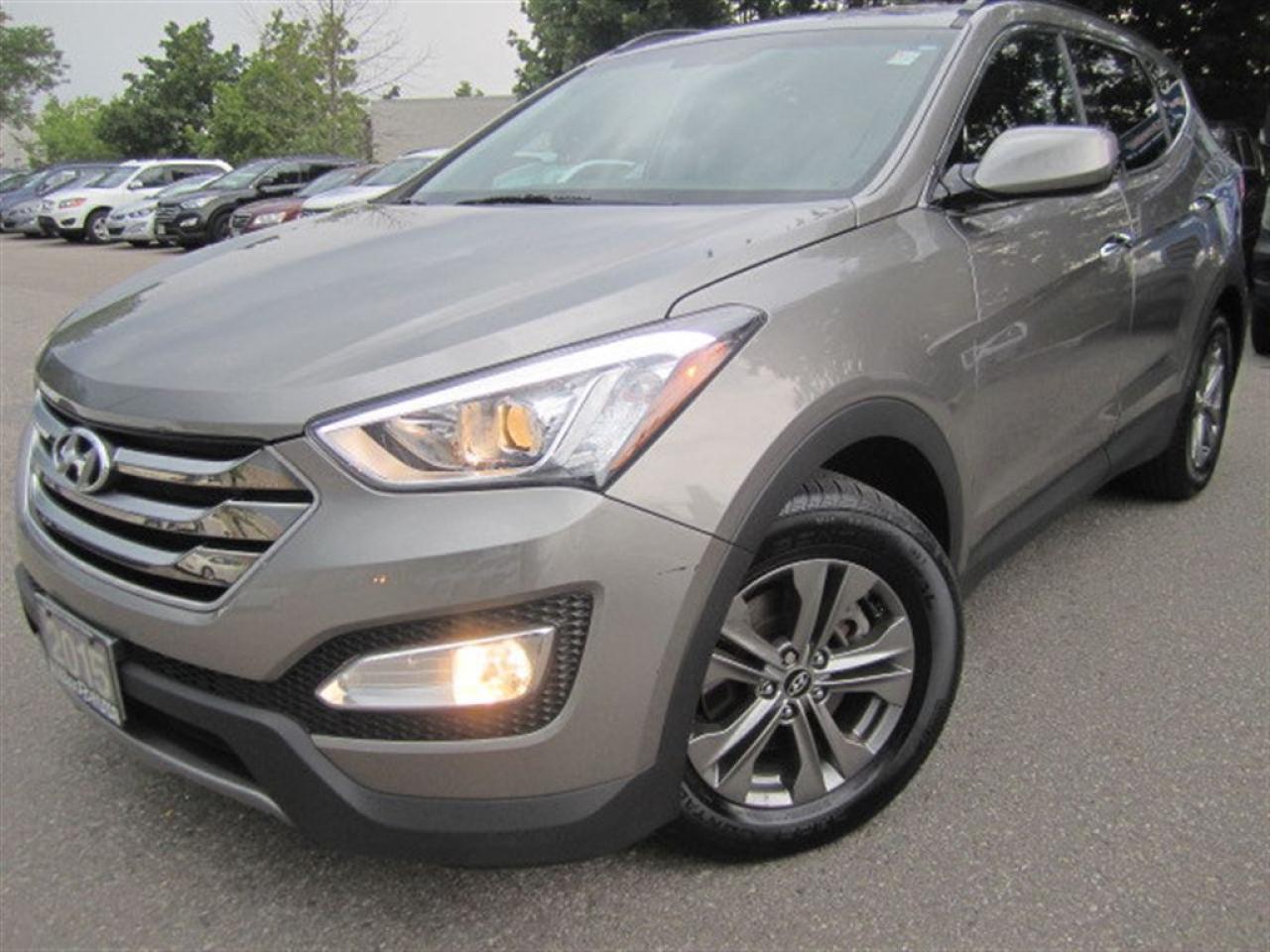 2015 Hyundai Santa Fe Sport FWD-Service records-Certified