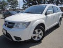 Used 2012 Dodge Journey SXT & Crew-Push start-Bluetooth for sale in Mississauga, ON