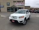 Used 2010 Hyundai Santa Fe GL, Certified, Clean Car Proof for sale in North York, ON