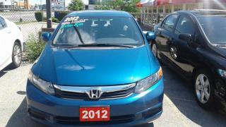 Used 2012 Honda Civic EX-L for sale in Scarborough, ON