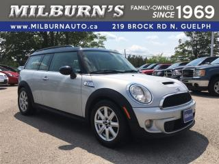 Used 2013 MINI Cooper Clubman S for sale in Guelph, ON