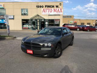 Used 2008 Dodge Charger SE, Low KM, Great Condition for sale in North York, ON