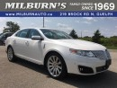 Used 2011 Lincoln MKS ecoboost for sale in Guelph, ON