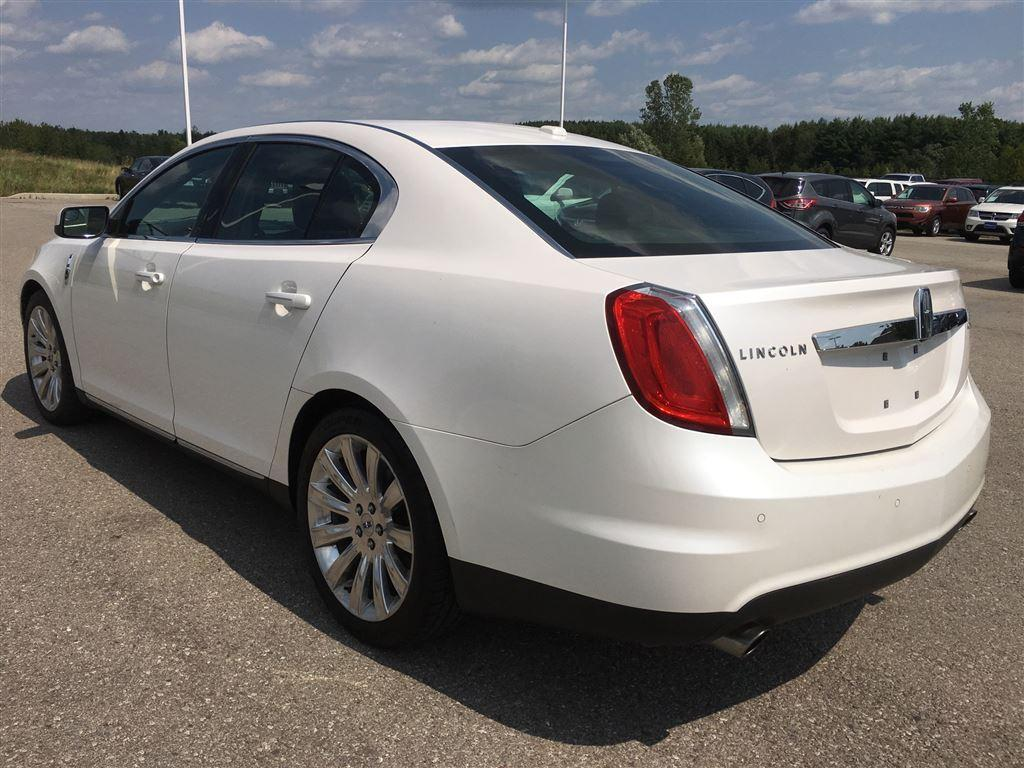 used 2011 lincoln mks ecoboost for sale in guelph ontario. Black Bedroom Furniture Sets. Home Design Ideas
