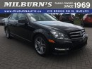 Used 2014 Mercedes-Benz C-Class 300 / AWD for sale in Guelph, ON