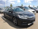 Used 2016 Honda Accord Sedan Touring for sale in Mississauga, ON