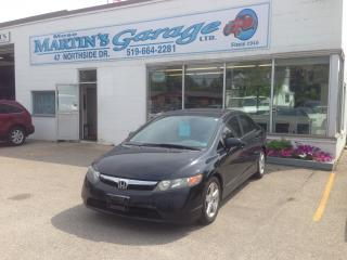 Used 2006 Honda Civic LX for sale in St Jacobs, ON