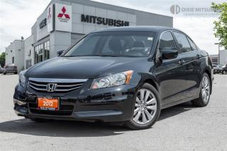 Used 2012 Honda Accord LOW MILEAGE | NAVI | LEATHER | SUNROOF | for sale in Mississauga, ON