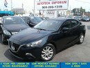 Used 2014 Mazda MAZDA3 GS-SKY Auto Camera/Alloys/Touchscreen for sale in Mississauga, ON