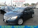 Used 2013 Nissan Sentra Auto Bluetooth/All Pwr &GPS*39/wkly for sale in Mississauga, ON