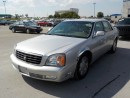 Used 2001 Cadillac DEVILLE DTS for sale in Innisfil, ON