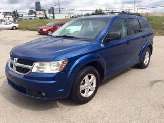 Used 2009 Dodge Journey SE for sale in Mississauga, ON