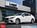 Used 2016 Mazda MAZDA3 GX for sale in Burlington, ON