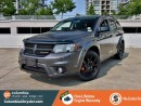 Used 2015 Dodge Journey SXT BLACKTOP, VERY LOW MILEAGE, NO ACCIDENTS, LOCALLY DRIVEN, FREE LIFETIME ENGINE WARRANTY! for sale in Richmond, BC