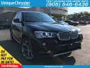 Used 2017 BMW X3 xDrive28i | BACK UP CAM | PARK ASSIST | for sale in Burlington, ON