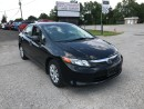Used 2012 Honda Civic DX for sale in Komoka, ON