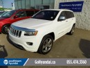 Used 2014 Jeep Grand Cherokee Overland for sale in Edmonton, AB