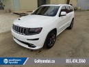 Used 2015 Jeep Grand Cherokee SRT 4dr 4x4 for sale in Edmonton, AB
