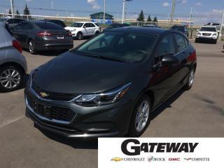 Used 2017 Chevrolet Cruze LT|HATCHBACK|WIFI|BLUETOOTH| for sale in Brampton, ON